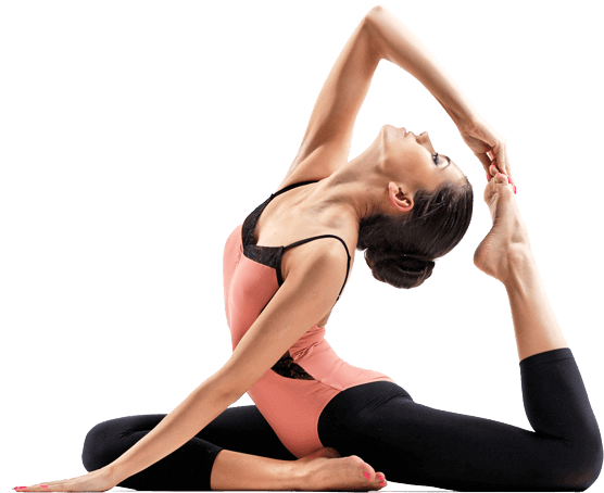 online yoga lessons course