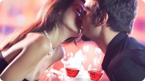 the art of kissing for women