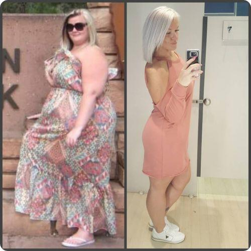 keto diet before and after 30 days