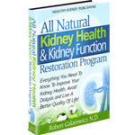 All Natural Kidney Health and Kidney Function Restoration Program Review