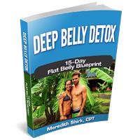 Deep Belly Detox PDF