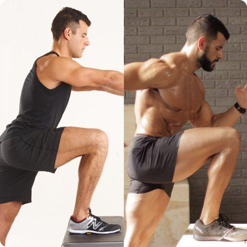 glutes exercises