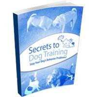 Secrets To Dog Training PDF