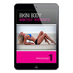 Bikini Body Workouts PDF