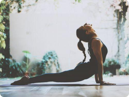 how does yoga change your body shape