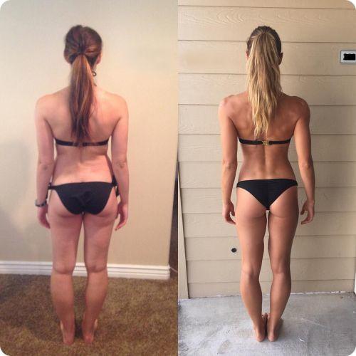 how to get a bikini body in 2 weeks