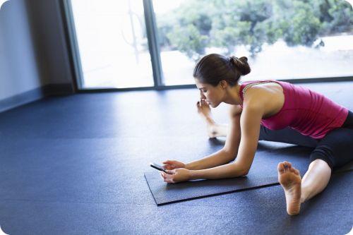 yoga for bigger buttocks