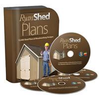 Ryan's Shed Plans PDF