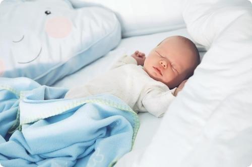 tricks to get baby to sleep