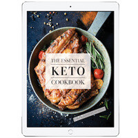 Essential Keto Cookbook PDF